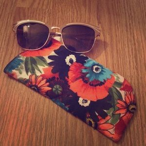 Accessories - Hand made soft glasses case